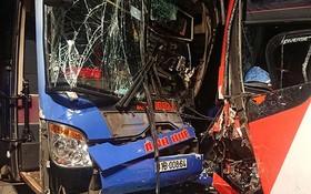 該起交通事故現場。(圖源:范仲)
