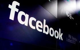 Facebook表示,已刪除多個虛假帳戶與專頁。(示意圖源:AP)