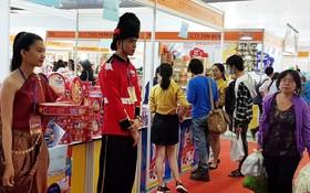 泰國產品與美食展一瞥。
