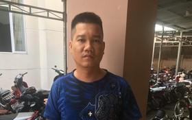 被起訴的嫌犯阮輝北。(圖源:公安機關提供)