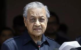 馬來西亞總理馬哈蒂爾‧穆罕默德(圖源:AP)