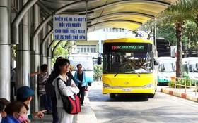 本市安裝現代化巴士站。(示意圖源:互聯網)