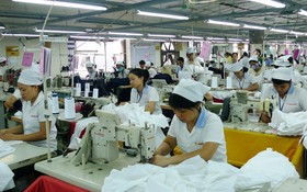 Oxfam:越南勞工數量的婦女比例佔73%,是地區比例最高的國家之一。(示意圖源:互聯網)