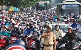 摩托車是排放最多二氧化碳的車輛之一。