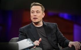 美國車企特斯拉公司主席兼首席執行官埃隆‧馬斯克(ElonMusk)。(圖源:互聯網)