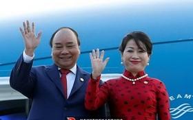 政府總理阮春福偕夫人將率領越南高級代表團訪問日本並出席在東京舉行的第十次湄公河與日本合作峰會。