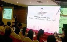 2018年九龍江平原產育科研討會現場一瞥。(圖源:黃金)