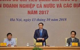 王廷惠副總理在會上致詞。(圖源:阮煌)