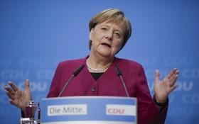 德國總理默克爾稱自己12月不會競選基民盟黨主席。(圖源:AP)