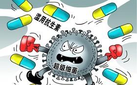 """""""超級細菌""""的進化成為当今醫學界面臨的一個重大威脅。(示意圖源:VCG)"""
