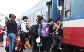 越南鐵路總公司:元旦增開多趟列車為乘客服務。(示意圖源:先鋒)