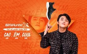 名歌星山松成為 Biti's Hunter牌鞋品的代言人。