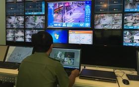 本市整合攝像監控和數字地圖系統以便民眾需要輔助時可以及時開展。