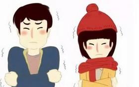 為啥有人特別怕冷?(示意圖源:互聯網)