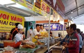 泰國美食備受本市消費者歡迎。