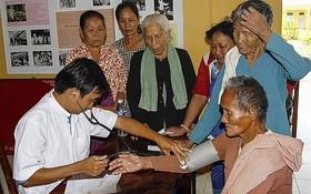 亞行協助我國改善貧困地區醫療服務質量。(示意圖源:田升)