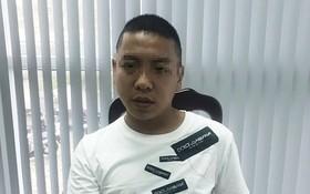 搶奪手機被捕的歹徒陳玉完善。(圖源:公安機關提供)