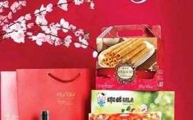 大發餅家各種春節禮盒。