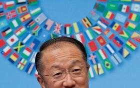 世界銀行集團行長金墉。(圖源:互聯網)
