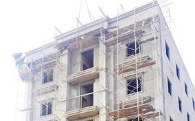 3名工人墜地喪命的事發建築工程。(圖源:陳嶺)