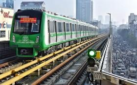 吉靈-河東鐵路尚處於試運階段,從4月起正式投入營運。(圖源:江輝)