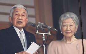 """明仁天皇將成為日本皇室近200年來首位""""生前退位""""的天皇。(圖源:互聯網)"""