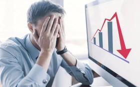 昨(21)日下午,越南股市(VN-Index)收盤指數下降20.52點,跌至981.78點。(示意圖源:互聯網)