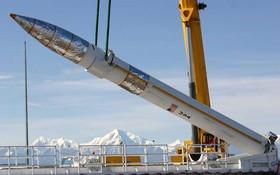 GMD系統攔截彈被部署到阿拉斯加州。(圖源:視頻截圖)
