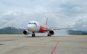 自4月12日起,亞洲航空公司(AirAsia)將開闢峴港市與泰國清邁市之間首條新直航線,每日一班機。(示意圖源:AirAsia)