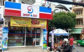 Vingroup 以 1 美元收購 Shop & Go 連鎖店。(圖源:V.C)