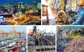 ADB 預報越南經濟的增長速度將略減,但2019年仍獲維持6.8%與2020年6.7%的高漲幅。(示意圖源:互聯網)