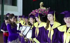 kelly pang美甲培訓中心日前舉辦的今年首個畢業典禮。