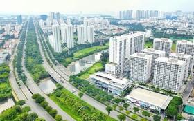 本市冒起許多高級公寓。(圖源:互聯網)
