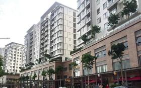 第二郡某高級住房單位項目。
