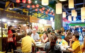 Sense Market地下市場繼續營業不僅吸引國內顧客,而且還有國際遊客。