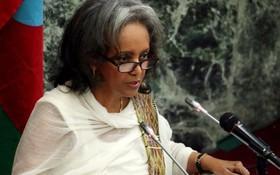 埃塞俄比亞總統薩赫勒‧沃克‧祖德。