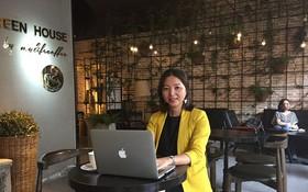 一個有名度假村的營銷經理阮氏翠姮本來是沒有正規文憑者。