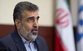 伊朗原子能組織發言人卡莫爾萬迪。(圖源:互聯網)