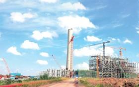 圖為海陽火力發電BOT項目一瞥。(圖源:投資報)