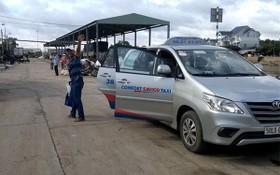 Savico 計程車停止運營。(圖源:互聯網)