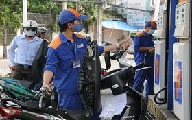 從昨(2)日下午4時30分起,RON95-III汽油每公升漲383元。(示意圖源:互聯網)