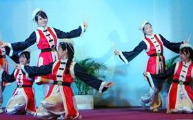 蓮花歌舞團表演服務不遺餘力。