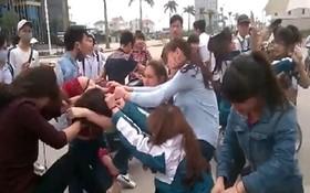 女生校外群毆事件屢見不鮮。