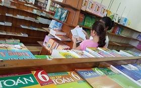 新學年教科書充足。(圖源:互聯網)