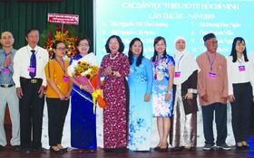 參加第三屆本市少數民族代表大會候選人合照。