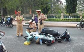 交通肇事者哪些場合不受刑事處罰?(示意圖源:互聯網)