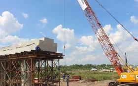 忠良-美順高速公路項目因缺乏資金可能要暫停。