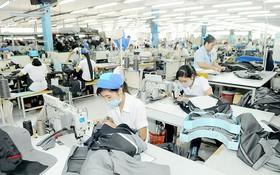紡織品成衣領域訂單與人力不足。(示意圖源:互聯網)