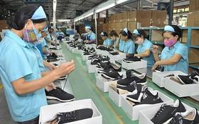 今年上半年鞋類出口額同比增4億2000萬美元。(示意圖源:互聯網)