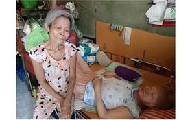 貧病家庭需要幫助